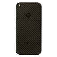 UMAXNEED Skin / Garskin Premium Google Pixel XL 5.5 inch Black Carbon