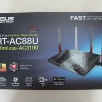Asus RT-AC88U WiFi Wireless Router Gigabit AC3100 Dual-Band