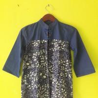 Balero Batik Tulis Lasem Baju Batik Kantor
