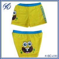 Swimming Shorts Boy Spongebob Celana Renang Anak Laki Balita Cowok Top