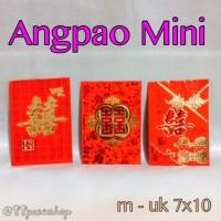 Angpao Wedding Mini M - Mika isi 25