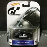 Hot Wheels Nissan GT-R Gran Turismo 2009 Retro Entertainment Ban Karet
