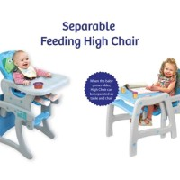 Baby Safe 2 in 1 High Chair HC01A