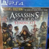 PS4 ASSASINS CREED SYNDICATE