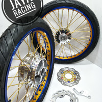 Velg TDR ring 17 Lebar 160 140 Vixion new - Vixion lama Plus ban FDR