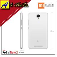 Backdoor Xiaomi Redmi Note 2 Tutup Baterai Back Cover Baterai Cover