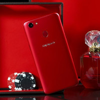 OPPO F5 Pro red Ram 6GB limited