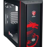 Cooler Master MasterBox 5 MSI Dragon Edition Mid Tower ATX Case