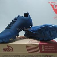 SEPATU BOLA SPECS ECLIPSE FG ORIGINAL 100743 NAVY DAZZLING BLUE