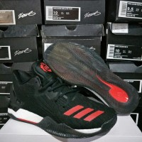 Poluper Sepatu Basket Adidas D Rose 7 Chicago Away / Derrick Rose 7 /