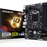 Gigabyte GA-B250M-DS3H (LGA1151, B250, DDR4)
