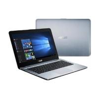 ASUS X441NA-BX402T Leptop - Silver (N3350/4GB/500GB/14/WIN 10) RESMI)