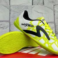 Sepatu Futsal Puma Evopower Trick Merah Putih Hijau (Futsal-Bola-Sport