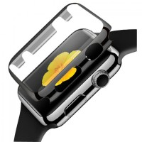 Casing Iwatch series 3 Tempered Apple Watch - Seri 3 Size 38/42mm