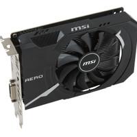 MSI GeForce GTX 1050 2GB DDR5 - AERO ITX 2G OC Limited