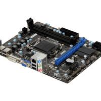 MSI H61M-P31/W8 (LGA1155, Intel H61, DDR3) Murah