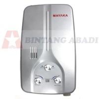 Mayaka Pemanas Air / Water Heater Gas LPG Low Pressure - WH 603 ZF