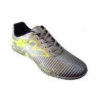 Kelme Star Evo 110307-Sepatu Futsal-silver/lime