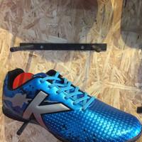Sepatu futsal kelme original Star Evo Sky Blue black new 2017