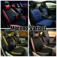 Sarung Jok Mobil Rush 2013 Limited