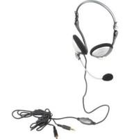 HEADPHONE EARPHONE : SONICGEAR BS200 PC STEREO MUTIMEDIA BACKPHONE