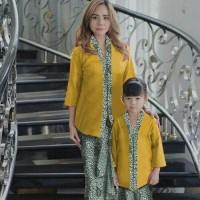 set baju kebaya mom kid mustard #nreadycouplemomkidsarsyi