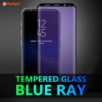 Tempered Glass SAMSUNG S8 / S8 PLUS Blue ray Curve Screen Protector