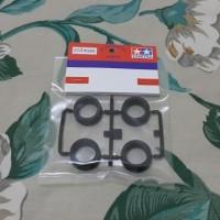 Tamiya BAN Super Hard Offset Tread Small Diameter Tires # SGK 15396