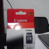 Tinta Cartridge Canon PG-810 Black