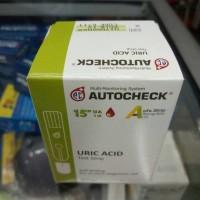 Strip Autochek Uric Acid/ Strip Autochek Asam Urat