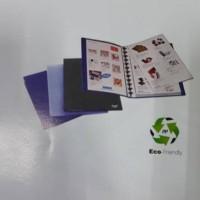 DISPLAY BOOK REFILLABLE BANTEX A4 3165