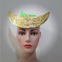 aksesoris kepala baju adat NTT tradisional