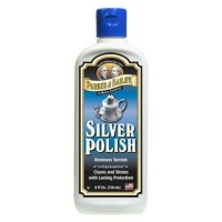Parker & bailey silver polish / pembersih material silver 236