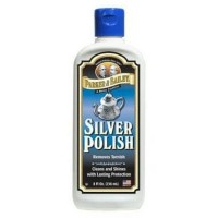 parker & bailey silver polish 236 ml / pembersih material silver