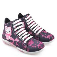 009RNC,Sepatu Boots Anak Perempuan/Sneaker/Casual/Sepatu Hello Kitty