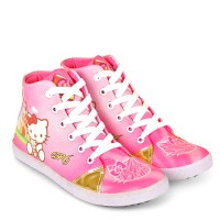 311CNC,Sepatu Boots Anak Perempuan/Sneaker/Casual/Sepatu Hello Kitty