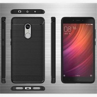 Xiaomi redmi note4 snapdragon note 4x case cover armor casing carbon