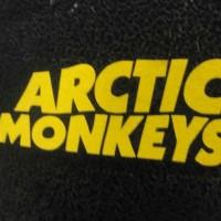 cutting sticker band arctic monkey