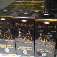 MADU BIMA 99 (MADU HITAM PAHIT SUPER)