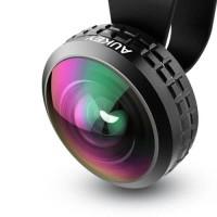 Aukey Optic Pro Wide Angle Lens - PL-WD02 - Black