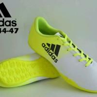 sepatu futsal dewasa size jumbo adidas x techfit size 44-47 import
