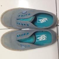 Sepatu Vans Authentic Biru Muda