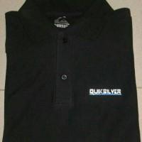 Big Size 3XL-4XL /Kaos Polo Shirt QUIKSILVER Pria Distro