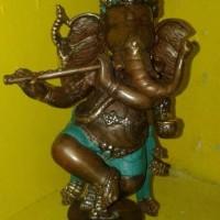 arca sri Ganesha berdiri 30cm M2