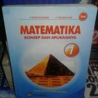 buku matematika kls 1 smp dewi muharini penerbit bse