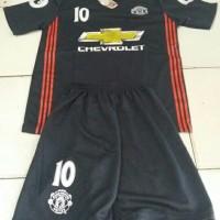 baju bola MU manchester United kategori anak