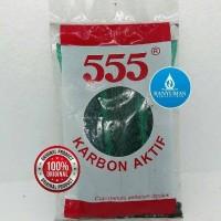 A028 Arang aktif karbon aktif penjernih air aquarium ikan filtrasi