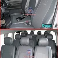 Sarung Jok HIACE COMMUTER 16 Seats Bahan Ultimate