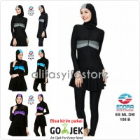 Baju Renang Wanita Muslim Muslimah Dewasa ES-ML-DW-105