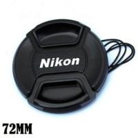 Tutup Lensa Lenscap Nikon 72mm